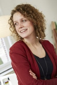 portret Fiona Jongejans