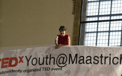 Experience of the TEDxYouth@Maastricht organising team