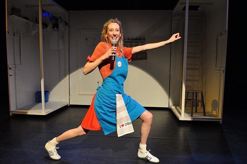 Esther de Koning: a supershort acting course