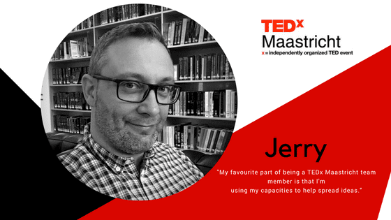 Get to know the team: Jerry Lenaerts