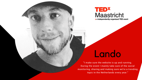 Get to know the team: Lando van Berlo