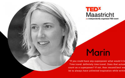 Get to know the team: Marin Been