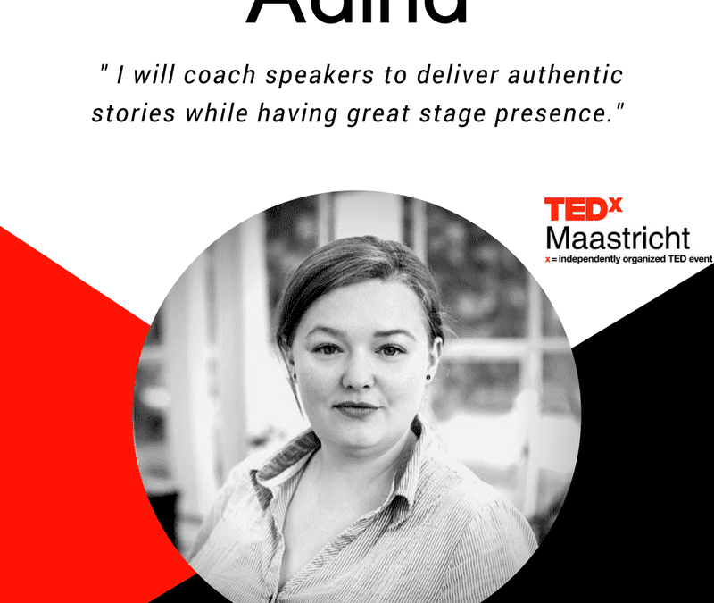 Get to know the team: Adina Petre