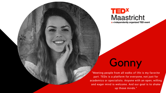 Get to know the team: Gonny Willems