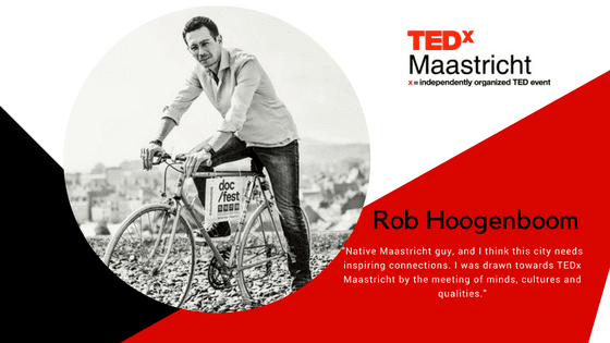 Get to know the team: Rob Hoogenboom