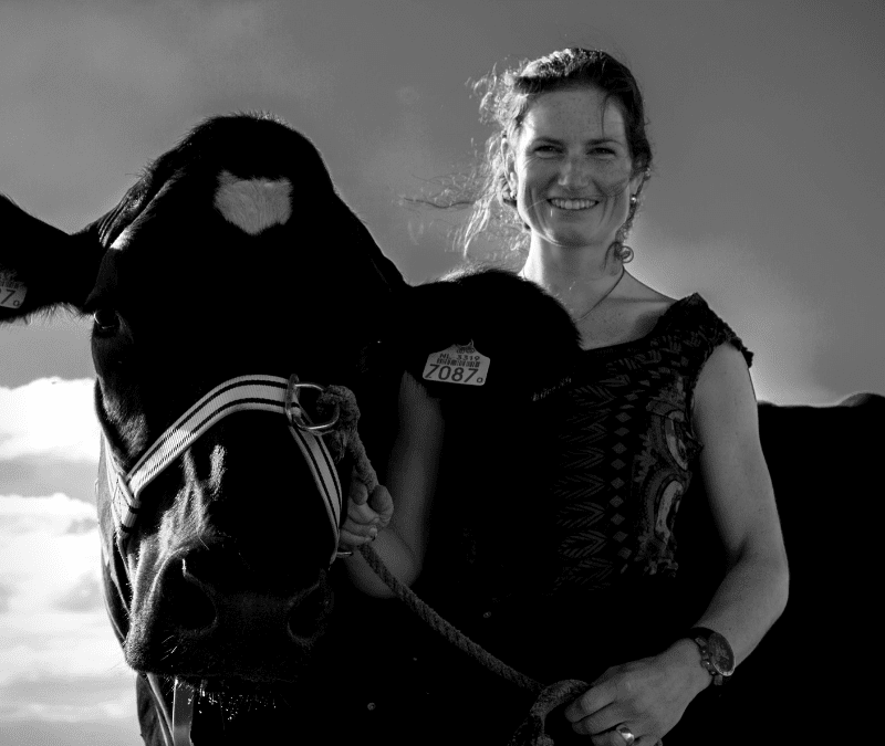 "Agnes Lensing: ""Be proud of Dutch farmers again"""