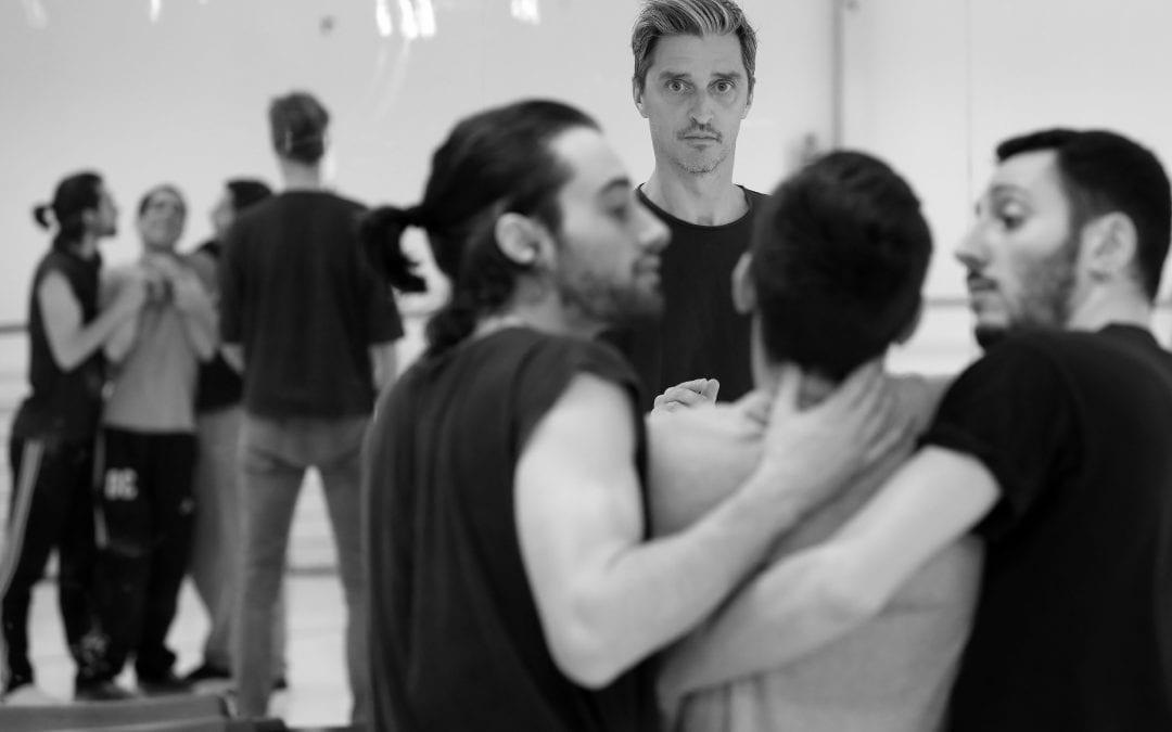 Adriaan Luteijn: More dancing, less talking